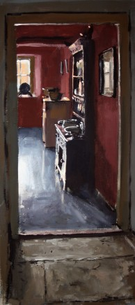 Matthew Wood, Dresser in the Servants Hall