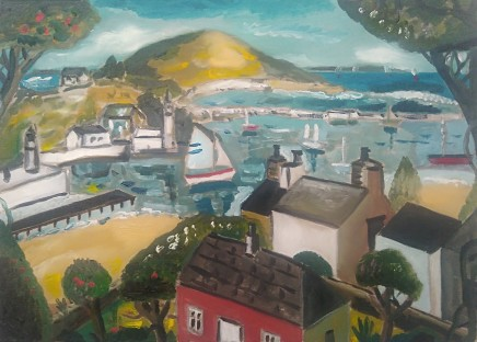 Emrys Williams, Looking into a Bay