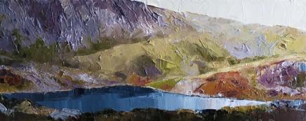 David Grosvenor, Cwm Lloer, Snowdonia