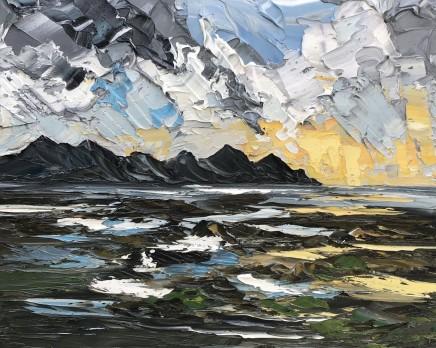 Martin Llewellyn, Sunset, Llyn Peninsula
