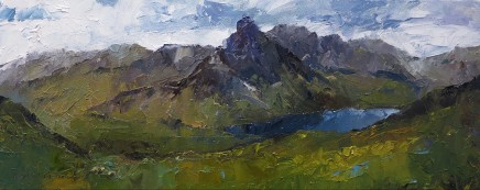 David Grosvenor, Tryfan and Llyn Ogwen