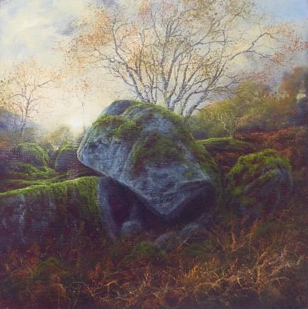 Gerald Dewsbury, Balanced Boulder