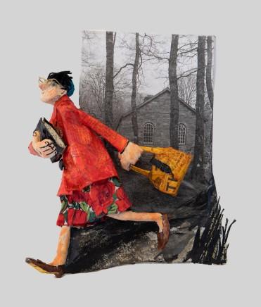 Luned Rhys Parri, Capel yn y Coed / Chapel in the Trees