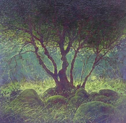Gerald Dewsbury, Through the Hazel