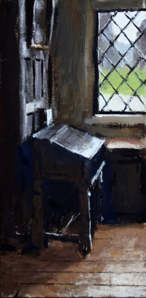 Matthew Wood, Desk in the Front Hall