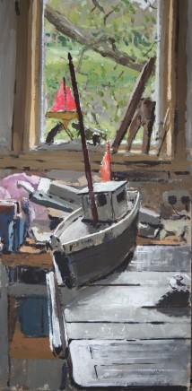 Matthew Wood, Boats I