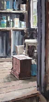Matthew Wood, Ty Coch - Storeroom Box