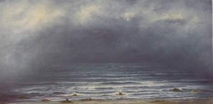 Gerald Dewsbury , From Borth Beach