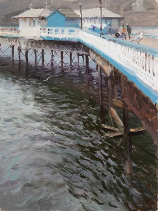 Rob Pointon, End of the Pier, Reflection