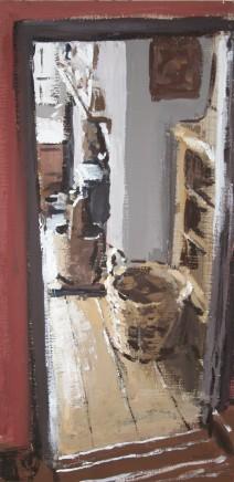 Matthew Wood, Mill House - Doorway