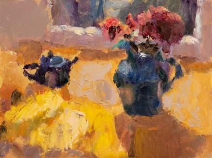 Lynne Cartlidge, Window Still Life