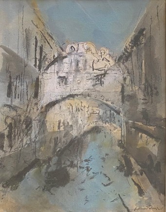 William Selwyn, The Bridge of Sighs I