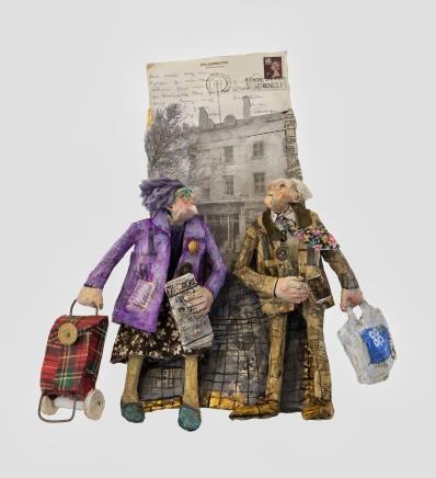 Luned Rhys Parri, Troli Siopa / Shopping Trolley