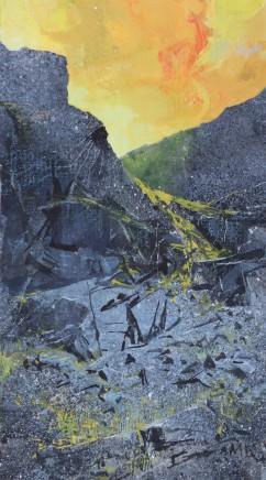 Malcolm Edwards, Slate Textures, Cwmorthin