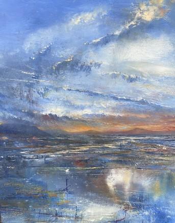 Iwan Gwyn Parry, The Tidal Channels of Dublin Bay