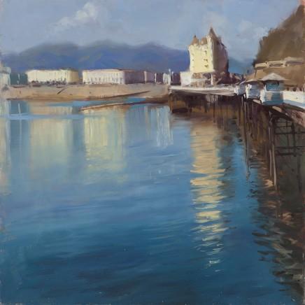 Rob Pointon, Morning Light, End of the Pier, Llandudno