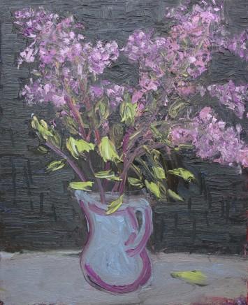 David Lloyd Griffith, Violet Lilac Blossom