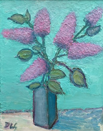 David Lloyd Griffith, Pink Buddleias