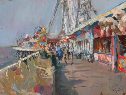 Rob Pointon, Central Pier, Blackpool