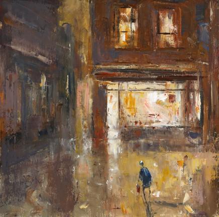 Gareth Parry, Siop y Gornel II / Corner Shop II