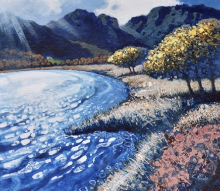 Chris Neale, Llyn Crafnant