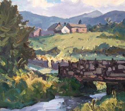 Gareth Thomas, Farm near Trawsfynydd