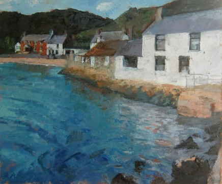 Anne Aspinall, Porthdinllaen, High Tide
