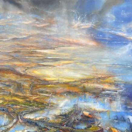 Iwan Gwyn Parry, The Epic Harlech Shorelines