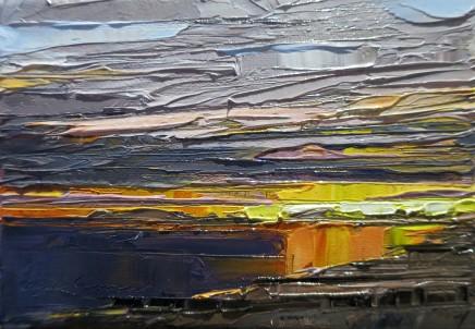 David Grosvenor, Sunset, Criccieth III