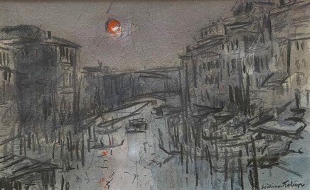 William Selwyn, Sunset, Venice
