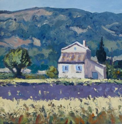 Gareth Thomas, Lavender, Sault Plataeu