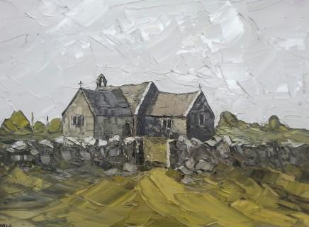 Martin Llewellyn, St Peulan's Church, Llanbeulan
