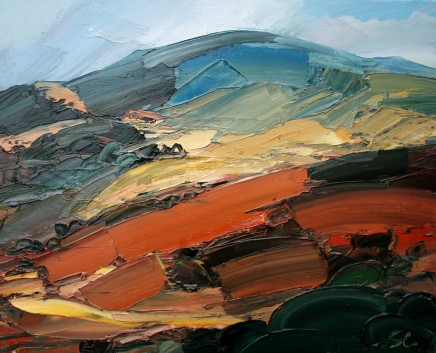 Sarah Carvell, Golygfa'r Hydref / Autumnal View