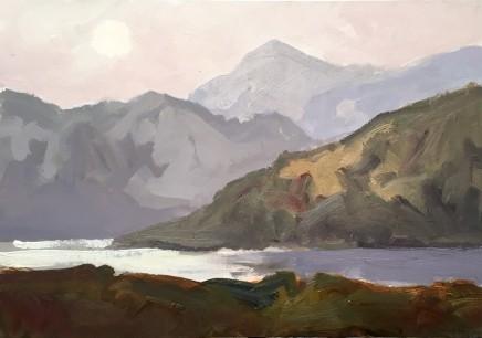 Gareth Thomas, Low Sun, Snowdon