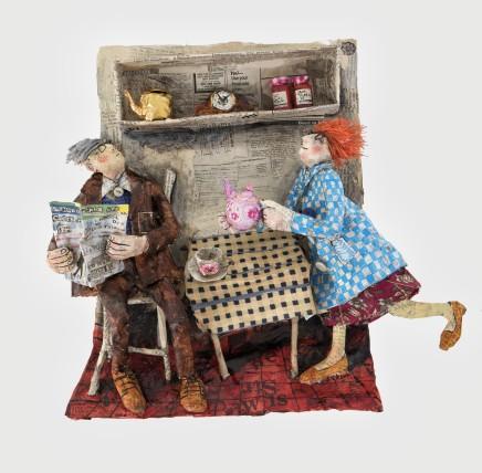 Luned Rhys Parri, Amser Paned / Time for Tea