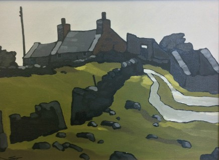 Stephen John Owen, Cottage, Cwm Pennant