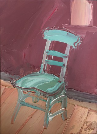 Sarah Carvell, Empty Chair