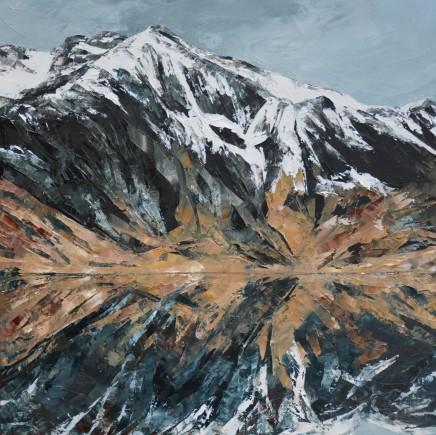 Gwyn Roberts, Adlewyrchiad, Cwm Idwal / Reflections, Cwm Idwal
