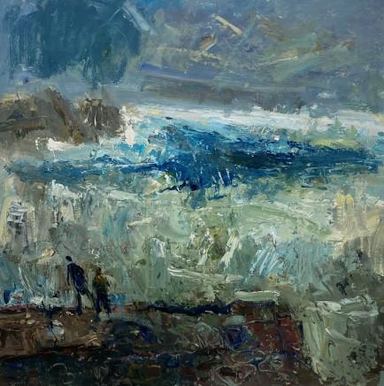 Gareth Parry, Gwylwyr Tonnau / Wave Watchers