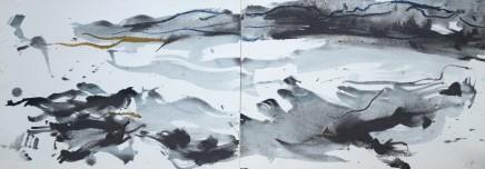 Chloe Holt, Across to Black Mountains I & II