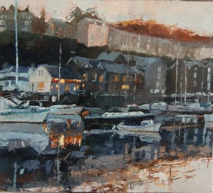 Anne Aspinall, Porthmadog Lights