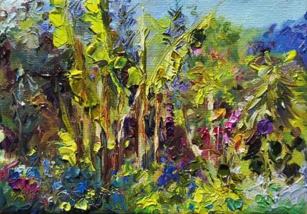 David Grosvenor, Banana in the Border