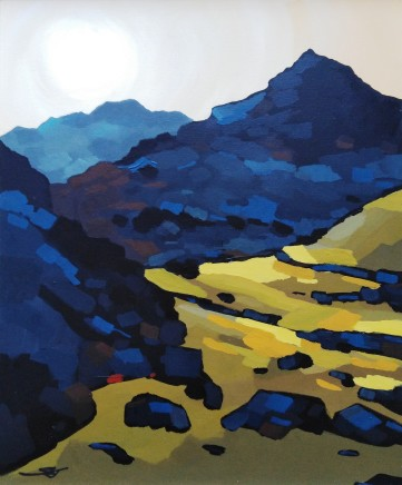 Stephen John Owen, Llanberis Pass
