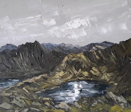 Martin Llewellyn, Llyn Glaslyn, Snowdonia