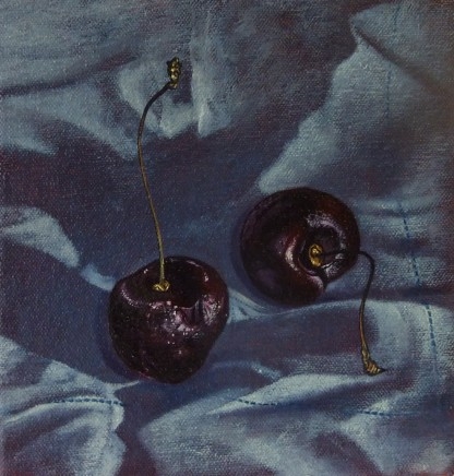 Kim Dewsbury, Deep Red Cherries