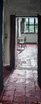 Matthew Wood, Rodd House - View to the Kitchen