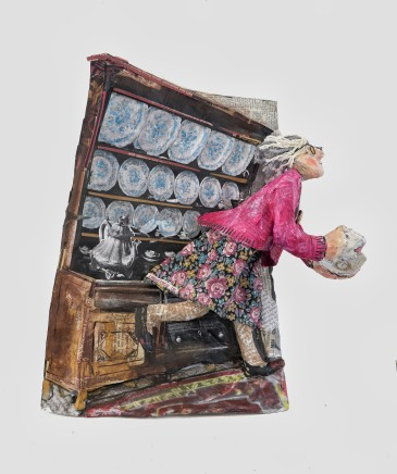 Luned Rhys Parri, Dresel Gymreig / Welsh Dresser