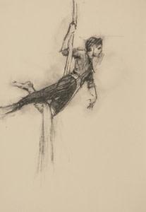 Carl Chapple, Daniel Morrison (Ballet Cymru Rehearsal 112)