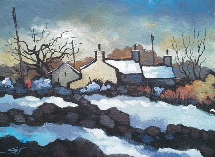 Stephen John Owen, Winter, Foryd Ffarm