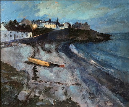 Anne Aspinall, Moelfre by Night